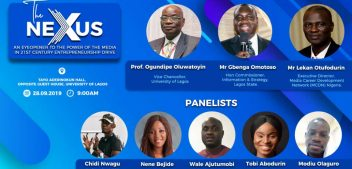 The Nexus: How the media promotes entrepreneurship, by Lagos Information Commissioner