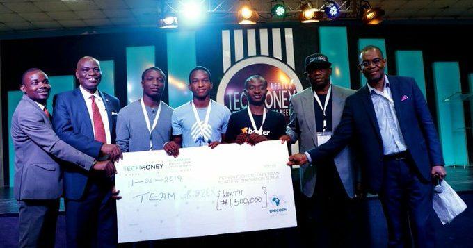 #TechMoney Hackathon: How we won 1.5 million prize, by TEAM UNILAG