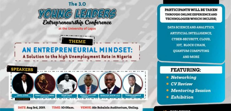 YOLEC '19: What you need to succeed as an entrepreneur– former Ogun State governor